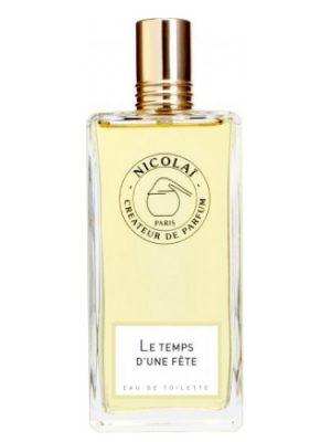 Nicolai Parfumeur Createur Le Temps d'une Fête Nicolai Parfumeur Createur для женщин