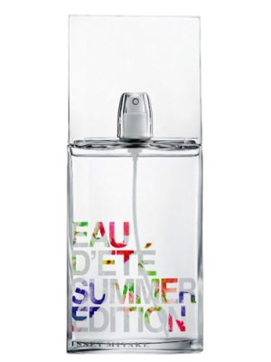 Issey Miyake L'eau d'Issey Eau D'Ete Summer Edition for Men Issey Miyake для мужчин