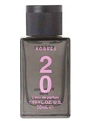 Korres L'eau de Parfum 20 Korres для мужчин