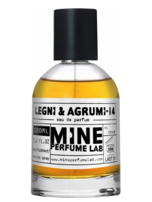 Mine Perfume Lab Legni & Agrumi-14 Mine Perfume Lab для мужчин