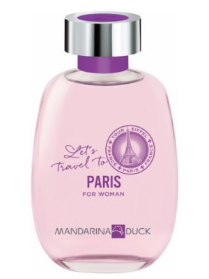 Mandarina Duck Let's Travel To Paris For Women Mandarina Duck для женщин