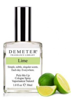 Demeter Fragrance Lime Demeter Fragrance для мужчин и женщин