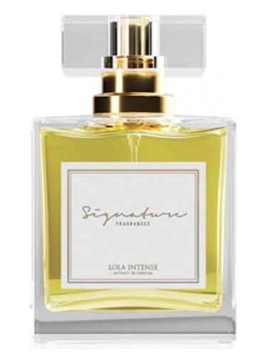Signature Fragrances Lola Intense Signature Fragrances для мужчин и женщин