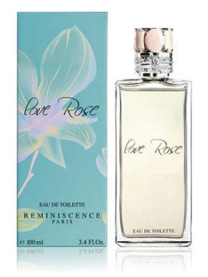 Reminiscence Love Rose Eau de Toilette Reminiscence для женщин
