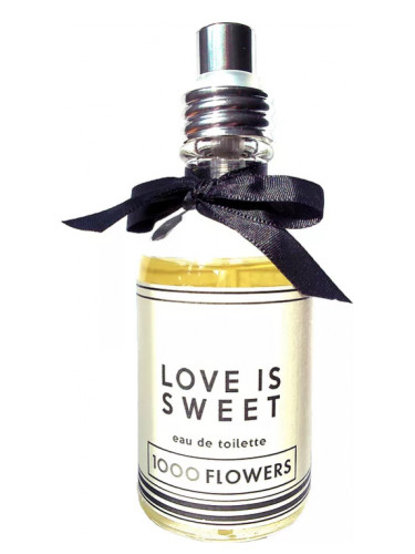 1000 Flowers Love is Sweet 1000 Flowers для мужчин и женщин