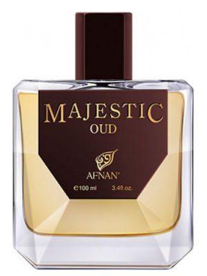 Afnan Perfumes Majestic Oud Afnan Perfumes для мужчин
