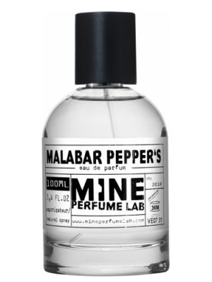 Mine Perfume Lab Malabar Pepper's Mine Perfume Lab для мужчин и женщин
