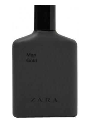 Zara Man Gold Zara для мужчин