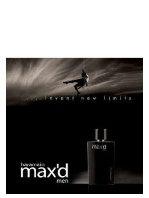 Al Haramain Perfumes Max'd Al Haramain Perfumes для мужчин