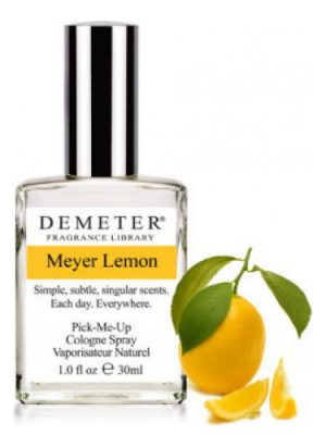 Demeter Fragrance Meyer Lemon Demeter Fragrance для мужчин и женщин