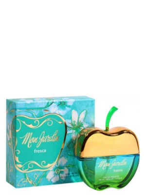 Apple Parfums Mon Jardin Fresca Apple Parfums для женщин