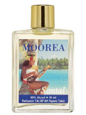 Parfumerie Tiki Tahiti Moorea Santal Parfumerie Tiki Tahiti для мужчин и женщин