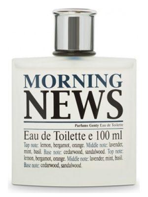 Parfums Genty Morning News Parfums Genty для мужчин