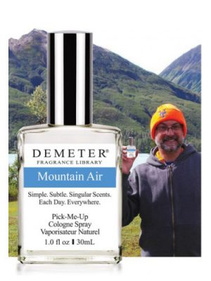 Demeter Fragrance Mountain Air Demeter Fragrance для мужчин и женщин