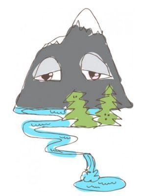 Smell Bent Mountain High Smell Bent для мужчин и женщин