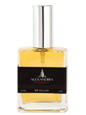 Alexandria Fragrances Mr. Sillage Alexandria Fragrances для мужчин