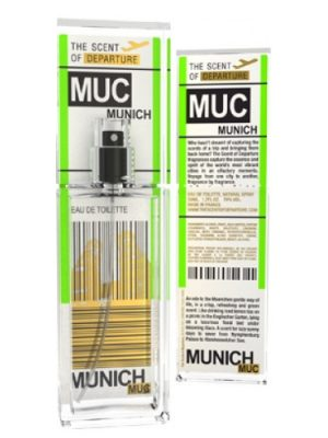 The Scent of Departure Munich MUC The Scent of Departure для мужчин и женщин