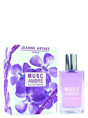 Jeanne Arthes Musc Ambre Jeanne Arthes для женщин