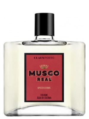 Claus Porto Musgo Real Agua de Colonia No.3 Spiced Citrus Claus Porto для мужчин
