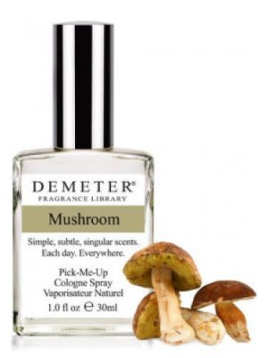 Demeter Fragrance Mushroom Demeter Fragrance для мужчин и женщин