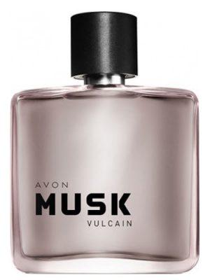 Avon Musk Vulcain Avon для мужчин