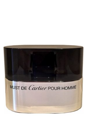 Cartier Must de Cartier Pour Homme Essence Edition Prestige Cartier для мужчин и женщин
