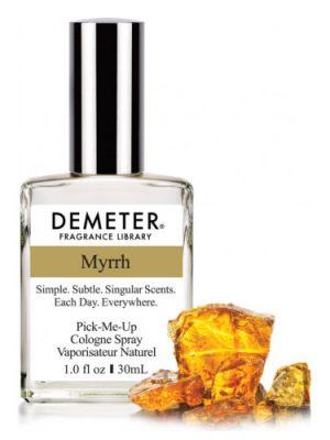 Demeter Fragrance Myrrh Demeter Fragrance для мужчин и женщин