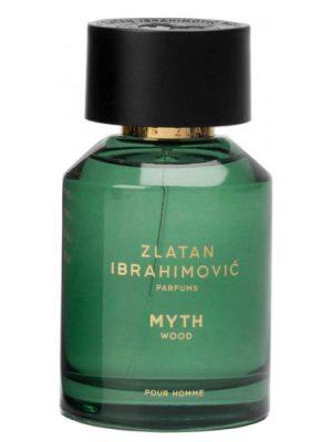 Zlatan Ibrahimovic Parfums Myth Wood Zlatan Ibrahimovic Parfums для мужчин