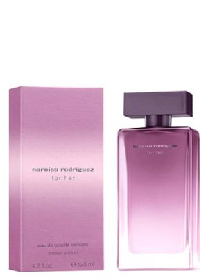 Narciso Rodriguez Narciso Rodriguez For Her Eau de Toilette Delicate Limited Edition Narciso Rodriguez для женщин