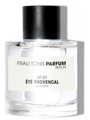 Frau Tonis Parfum No. 01 Été Provencal Frau Tonis Parfum для мужчин и женщин