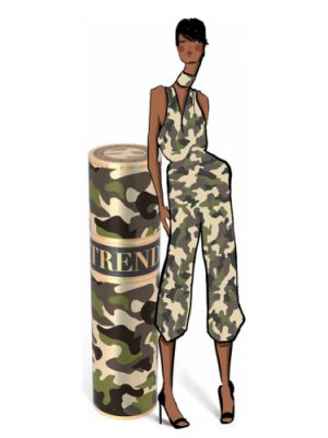 The Trend by House of Sillage No. 2 Hot in Camo The Trend by House of Sillage для женщин