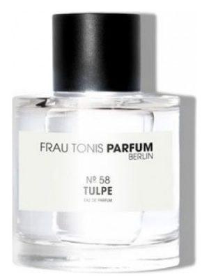 Frau Tonis Parfum No. 58 Tulpe Frau Tonis Parfum для женщин