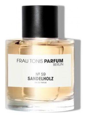 Frau Tonis Parfum No. 59 Sandelholz  Frau Tonis Parfum для мужчин и женщин