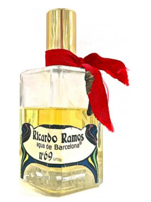 Ricardo Ramos Perfumes de Autor No. 69 Unisex Ricardo Ramos Perfumes de Autor для мужчин и женщин
