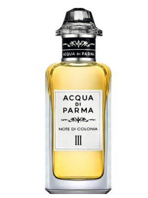 Acqua di Parma Note di Colonia III Acqua di Parma для мужчин и женщин