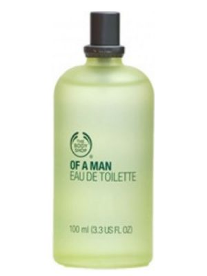 The Body Shop Of a Man The Body Shop для мужчин