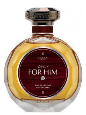 Hayari Parfums Only For Him Hayari Parfums для мужчин