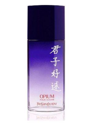 Yves Saint Laurent Opium pour Homme Poesie de Chine Yves Saint Laurent для мужчин