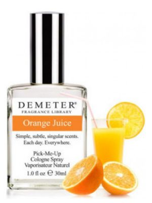 Demeter Fragrance Orange Juice Demeter Fragrance для женщин