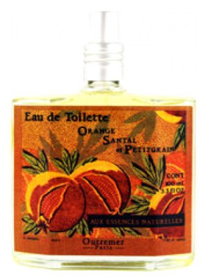 Outremer Orange Santal Outremer для мужчин и женщин