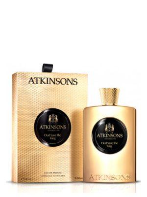 Atkinsons Oud Save The King Atkinsons для мужчин и женщин