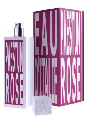 Eau D'Italie Paestum Rose Eau D'Italie для мужчин и женщин