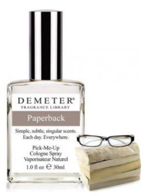 Demeter Fragrance Paperback Demeter Fragrance для мужчин и женщин