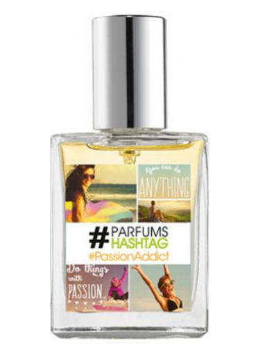 #Parfum Hashtag #PassionAddict #Parfum Hashtag для женщин