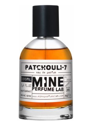 Mine Perfume Lab Patchouli-7 Mine Perfume Lab для мужчин и женщин