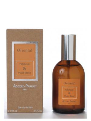 Accord Parfait Patchouli & Musc Blanc Accord Parfait для мужчин и женщин