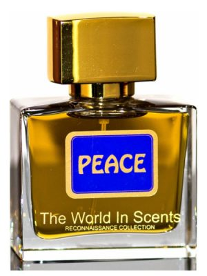 The World In Scents Peace The World In Scents для мужчин и женщин
