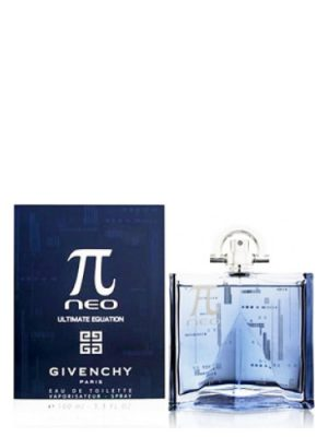 Givenchy Pi Neo Ultimate Equation Givenchy для мужчин
