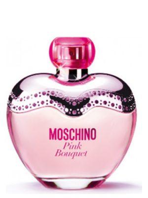 Moschino Pink Bouquet Moschino для женщин