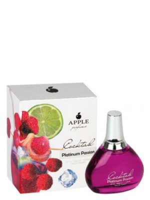Apple Parfums Platinum Passion Apple Parfums для женщин